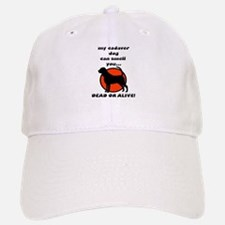 cadaver bloodhound Baseball Baseball Cap
