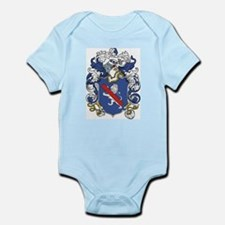 Wayland Coat of Arms Infant Creeper