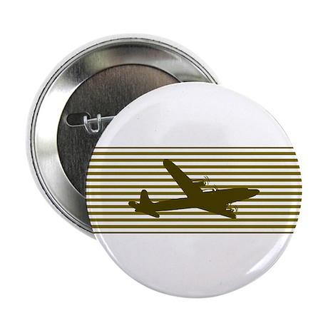 "Vintage Plane 2.25"" Button (100 pack)"