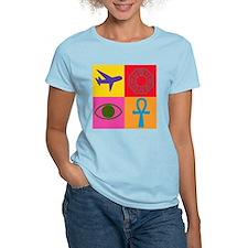 Cute Dharma ankh T-Shirt