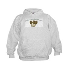 Only Fungi's Hunt Shrooms! Hoodie