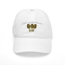 Only Fungi's Hunt Shrooms! Baseball Cap