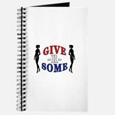 """Give-R-Some"" Journal"