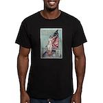 Columbia Calls Men's Fitted T-Shirt (dark)