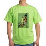 Columbia Calls Green T-Shirt