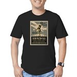 A Wonderful Opportunity for You Men's Fitted T-Shi