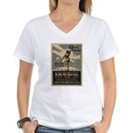 A Wonderful Opportunity for You Women's V-Neck T-S