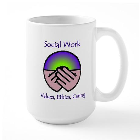 Social Work Values Mugs