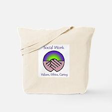 Social work month Tote Bag