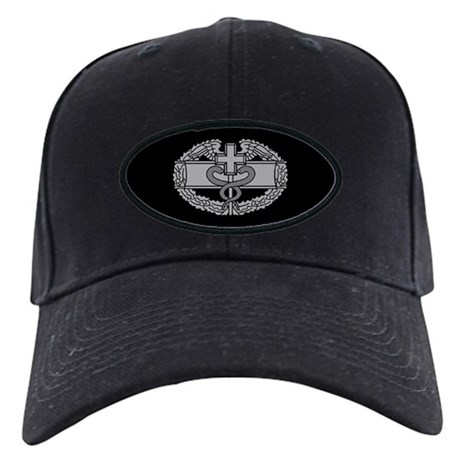 Army Combat Medic <BR>First Award Black Cap