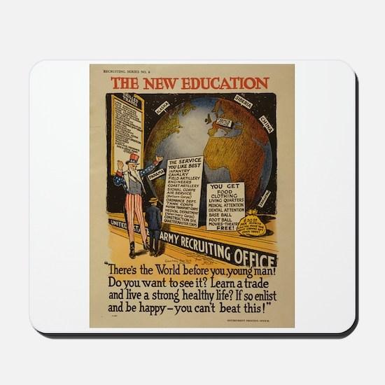 The New Education Mousepad