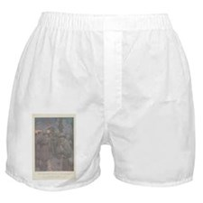 The Greatest Home in the World Boxer Shorts
