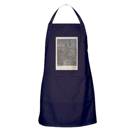 The Greatest Home in the World Apron (dark)