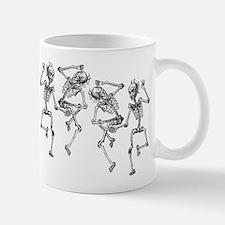 Dancing Skeletons Small Small Mug