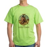 The Motor Corps of America Green T-Shirt