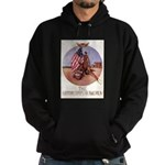The Motor Corps of America Hoodie (dark)