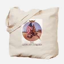 The Motor Corps of America Tote Bag
