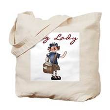 Bag Lady Letter Carrier's Tote Bag