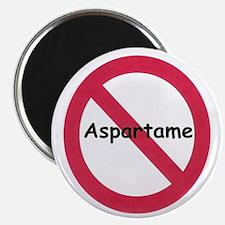 NO Aspartame Allowed Magnet