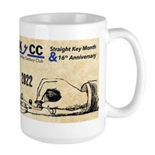 Straight Key Century Club Mug