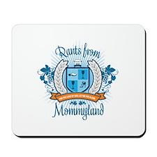 Seal of MommyLand Mousepad