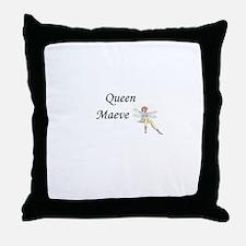 'Queen Maeve' Throw Pillow
