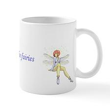 Maeve 'away with the fairies' mug