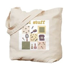 Hairdresser's Girl Stuff Tote Bag
