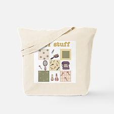 Hairdresser's Girl Stuff Tote Bag