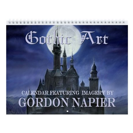Gothic Wall Calendar