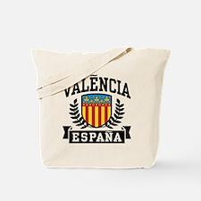 Valencia Espana Tote Bag