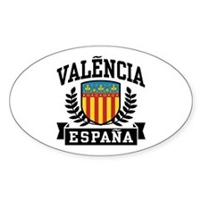 Valencia Espana Decal