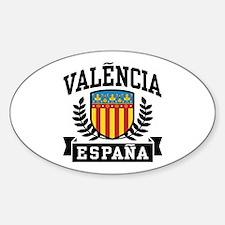 Valencia Espana Decal