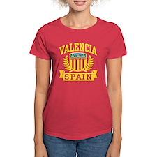 Valencia Spain Tee