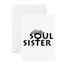 Soul Sister Cards (6 cards and envelopes)