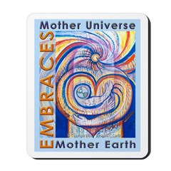 Mother Universe 2 Mousepad