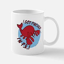 Pinched in P.E.I. Mug