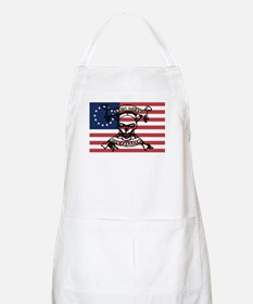 Their Lives, Our Freedom Apron