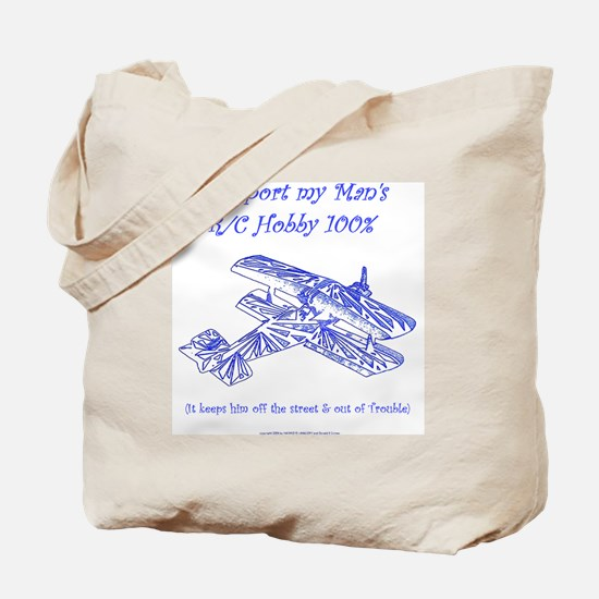 """""""R/C Support & Widows"""" - Tote Bag"""