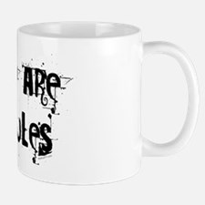 There are no rules Mug