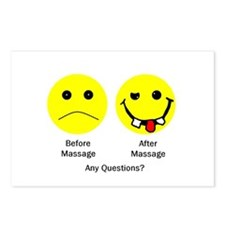 Questions Postcards (Package of 8)