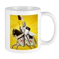Mounted Templar Mug