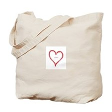 Unique Love Tote Bag