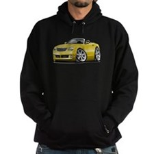 Crossfire Yellow Convertible Hoodie
