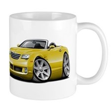 Crossfire Yellow Convertible Mug