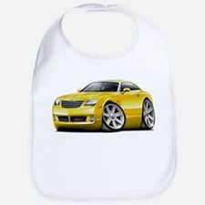 Crossfire Yellow Car Bib
