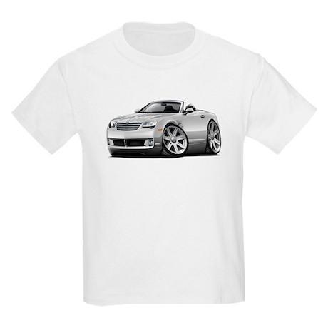 Crossfire White Convertible Kids Light T-Shirt