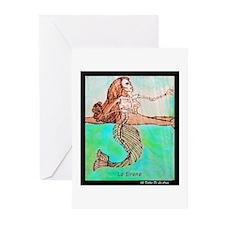 La Sirena Greeting Cards (Pk of 10)