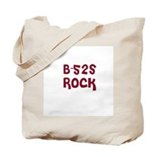 B-52s Rock Tote Bag