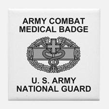 National Guard <BR>Combat Medic Coaster